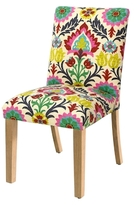 Skyline Furniture Floral Dining Chair