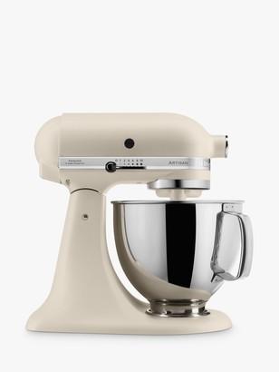KitchenAid 125 Artisan 4.8L Stand Food Mixer, Cream