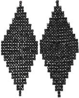 Joe Fresh Women's Black Chandelier Earrings