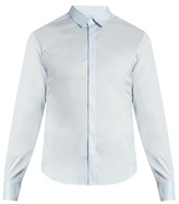 Wooyoungmi Button-cuff poplin shirt