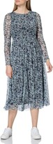 Thumbnail for your product : Tom Tailor Women's 1023588 Mesh Dress