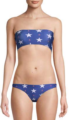Wildfox Couture Reversible Bandeau Bikini Top