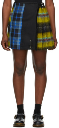 Le Kilt Multicolor Wool Pleated Kilt