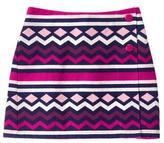Gymboree Chevron Skirt