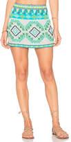 Rococo Sand Mini Skirt