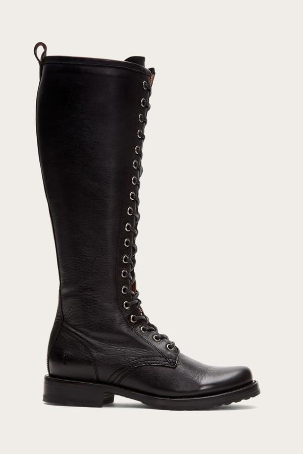 Tall Combat Boots Women | Shop the
