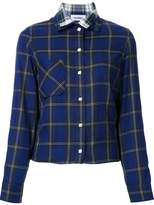 Courreges double layered shirt