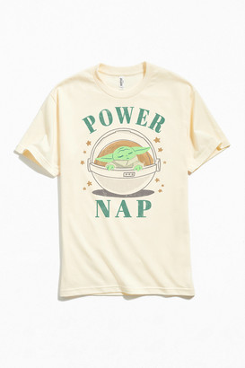 Urban Outfitters Star Wars The Mandalorian Power Nap Tee
