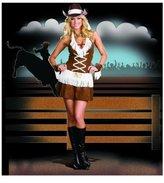 Dreamgirl Women's Howdy Partner Costume