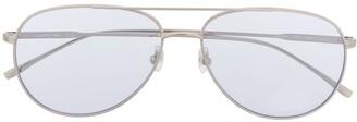 Lacoste Aviator Framed Glasses