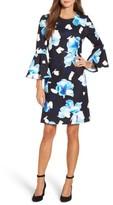 Maggy London Women's Bell Sleeve Shift Dress