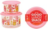 SugarBooger by O.R.E. Good Lunch Snack Container Set