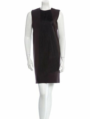 Lanvin Dress w/ Tags Black