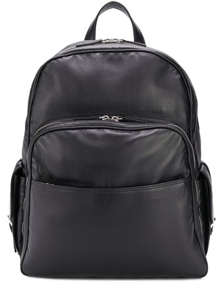 Eleventy Medium Multi-Pocket Backpack