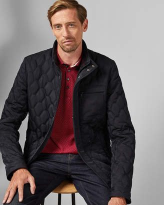 Ted Baker WAYMTT Tall quilted jacket