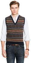 Polo Ralph Lauren Fair Isle Wool-Blend Vest