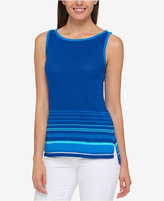 Tommy Hilfiger Striped Shell, Created for Macy's