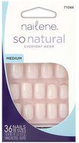Nailene So Natural Everyday Wear - Medium Undecorated