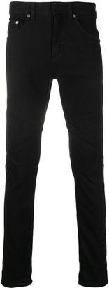 Neil Barrett Low-Rise Skinny Jeans