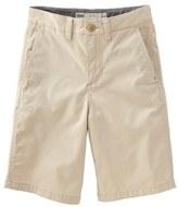 Vans 'Bedford' Chino Shorts (Big Boys)