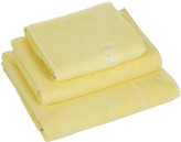 HUGO BOSS Plain Lemon Towel