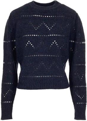 Etoile Isabel Marant Narma Open Knit Sweater