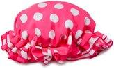 Beach Rays Little Girls' Polka Dot Sunhat