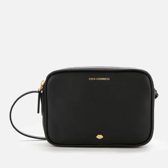 Lulu Guinness Women's Lip Pin Cole Cross Body Bag