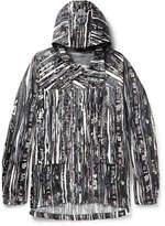Issey Miyake Men - Forest Hand-printed Nylon-taffeta Jacket