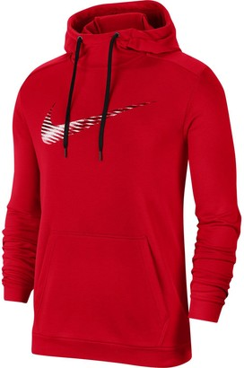 Nike Men's Dri-FIT Pullover Training Hoodie
