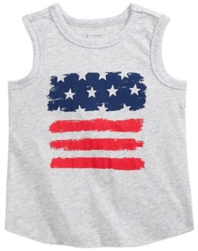 First Impressions Baby Boys Red & Blue Tank Top, Created for Macy's