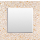 Surya Wheatfields Small Mirror