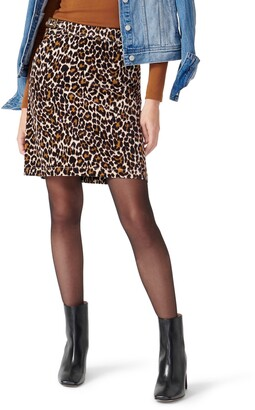 J.Crew Buckle Miniskirt