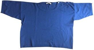Vicolo Blue Top for Women