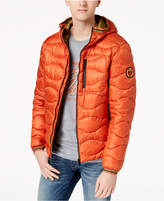 Superdry Men's Wave Quilted Full-Zip Hooded Jacket