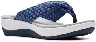 Clarks Cloudsteppers Arla Glison Women's Ortholite Sandals