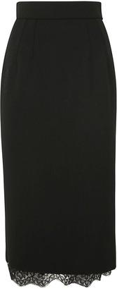 Dolce & Gabbana Long Pencil Skirt