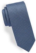HUGO Patterned Silk Tie