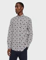 Gitman Brothers Alpine Flannel Shirt in Multi