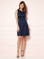 New York & Co. Eva Mendes Collection - One-Shoulder Maria Dress