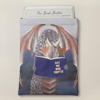 Indigo Paper The Book Bestie - Dragon Book Sleeve