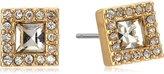 Jessica Simpson Diamond Studs Earrings