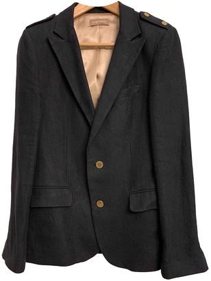 Zadig & Voltaire Blue Linen Jackets