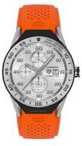 Tag Heuer Connected Modular Smart Titanium Stainless Steel Chronograph Strap Watch