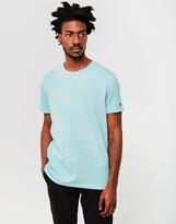 Champion Garment Dyed Classic T-Shirt Light Blue