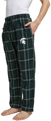 NCAA Men's Michigan State Spartans Hllstone Flannel Pants