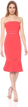 LIKELY Women's Abbot Strapless Dress