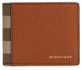 Burberry Men's Leather Wallet - Brown