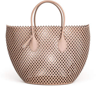Alaia Latifa Medium Pochon Lux tote bag