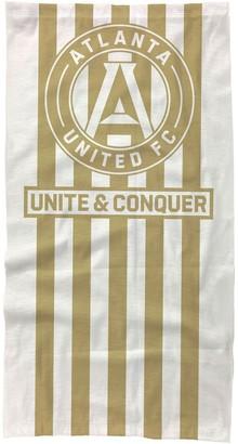 Adult Atlanta United FC Gold Stripe Neck Gaiter